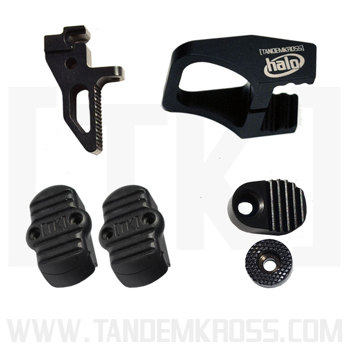 SW22 Victory Race Gun Accessories Kit BLACK by Tandemkross