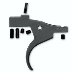 Rifle Basix SAV-1 Trigger fits Savage Axis and 10/110 Rifles, Black