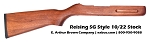 Reising SG Style Ruger 10/22 Stock