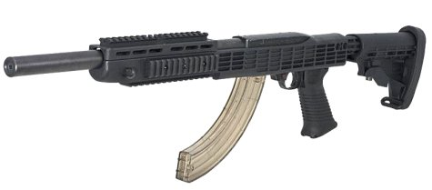 IntraFuse Ruger 10/22 Stock (.920 barrel) by Tapco