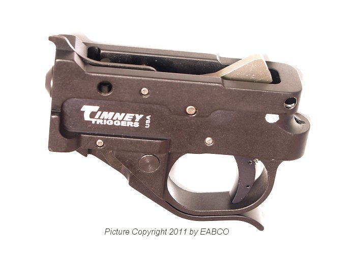 Timney Ruger 10/22 Black Trigger Guard Assembly - All Colors