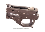 Timney 10/22 Black Trigger Guard Assembly - All Colors