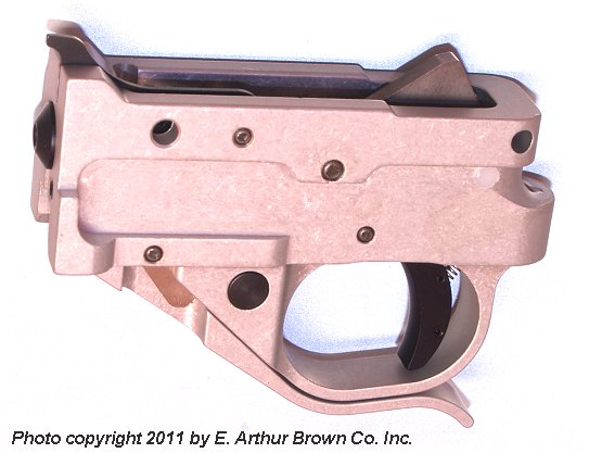 Timney 10/22 SILVER Trigger Guard Assembly