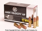 RWS High Velocity Hollow Point 22 LR Ammounition
