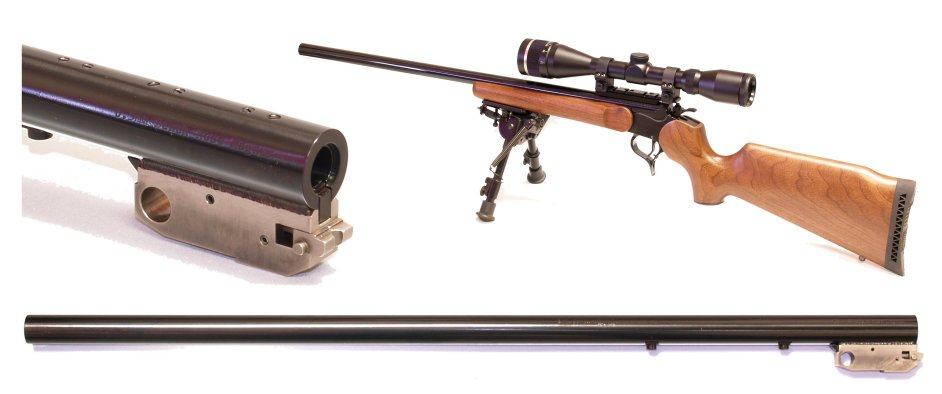 TC Contender/G2 Accuracy Barrel 22 Magnum (WMR) 24