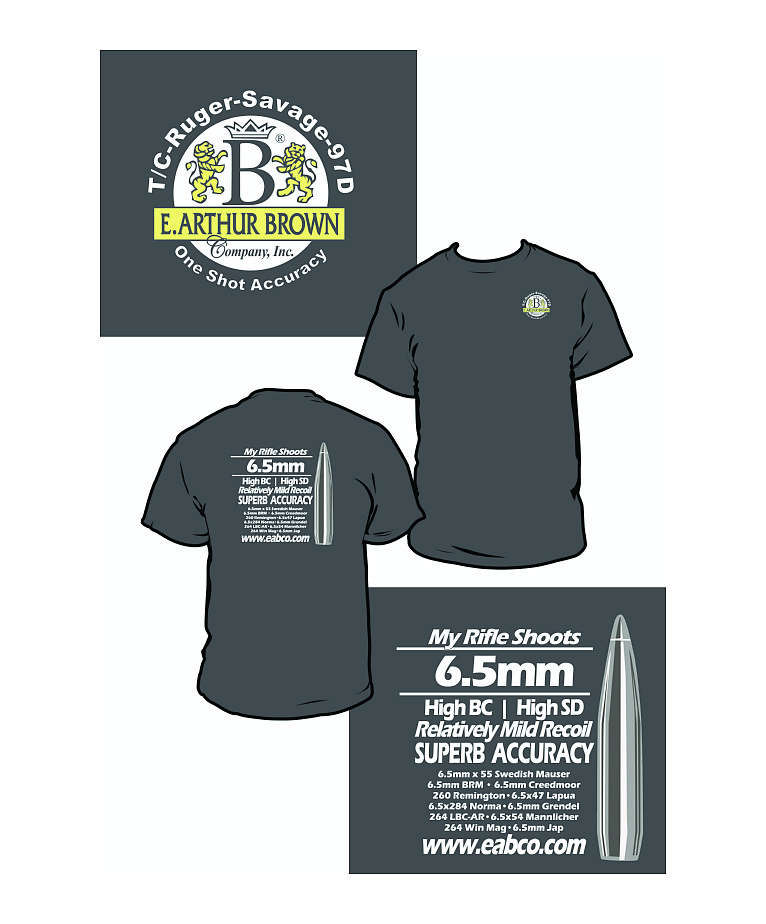 The 6.5mm T-Shirt
