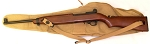 M1 Carbine Replica Gun Case - Original or Faux Fur Lined