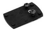 Jpoint Glock Standard Rear Sight Adaptor Mount