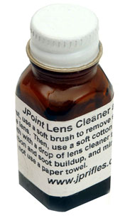 JPoint Sight Lens Cleaner & Scratch Remover