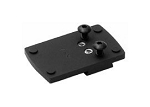 JPoint Mount for Ruger P Series and MkII 22 Pistols