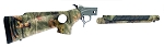 TC Pro Hunter Rifle Frame 1883 Stainless w/Thumbhole HD Camo Stocks
