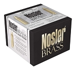 Nosler Pre-Prepped Reloading Brass (25 ct) - Choose Your Cartridge