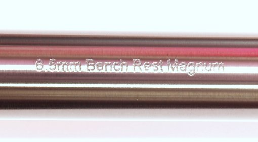 Etch Engrave a  Line of Text