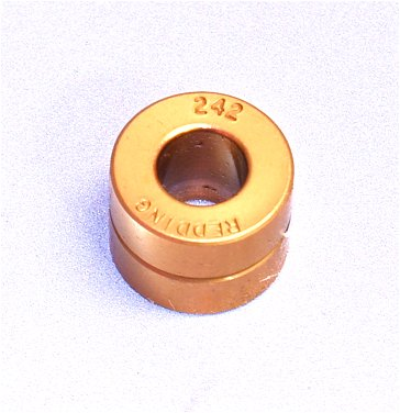 Redding Type S Bushing TiN Coated