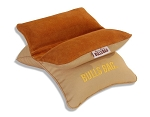 Field Bulls Bag 9.5 Tan/Suede Shooting Rest