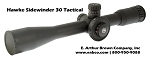 Hawke Sidewinder 30 Tactical Riflescopes