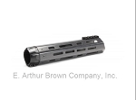 AR-15 Carbon Fiber Handguard 10'' M-LOK w/Sight Rail
