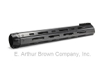 AR-15 Carbon Fiber Handguard 15'' M-LOK w/Sight Rail