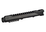 Volquartsen LLV-4 Competition Upper, 4.5 inch Black for Ruger MK IV
