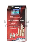 Hornady 17 Hornet Unprimed Brass (50 pcs)
