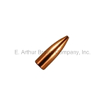 Berger Match Target Bullets .224 /22 Caliber 52 grain Flat Base (100)