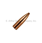 Berger Varmint Bullets 243 Caliber 6mm 80 grain Flat Base (100)