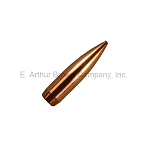 Berger Match Target Bullets 243 Caliber 6mm 90 grain Boat Tail (100)