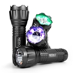 CSI Quatro Survival Light - Tactical Beam LED w/4 Color SOS