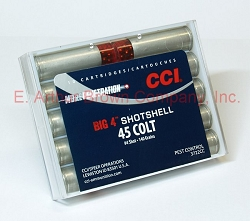 CCI 3722CC Big 4 Shotshells fit 45 Colt, Qty 10