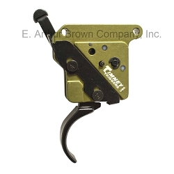 Timney 511-V2 Elite Hunter Trigger fits Rem 700 Left Handed Black w/Safety