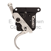 Timney 516 Remington 700 Trigger Left Hand w/Safety Nickel