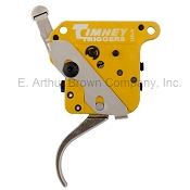 Timney 520CELH-16 Remington 700 Trigger Calvin Elite LH Nickel