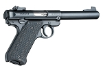 Hogue Ruger MK IV Piranha Grip G10 - G-Mascus Black/Grey