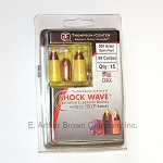 TC 8215 ShockWave Controlled Expansion Bullets 50 Cal. 300 Gr in Super Glide Sabots (Qty 15)