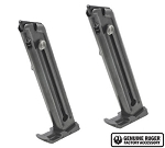 Ruger Mark IV™ 22/45™ 10-Round, .22 LR Magazines (2-Pack)