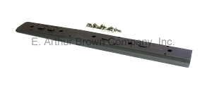 Oryx 104595-BLK Full Length ARCA Rail fits Oryx Chassis Stock
