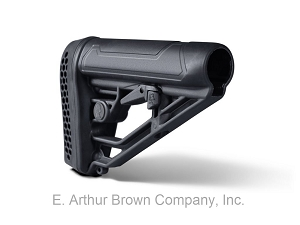 Adaptive Tactical AT-02012 EX-AR Rifle Stock, Mil Spec, Black