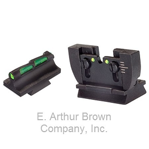 HiViz RG1022 LiteWave Front and Rear Sight Combo fits Ruger 10/22