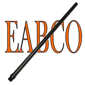 EABCO Accuracy Barrel fits Remington 700, 6mm Creedmoor, 1:8, Blue