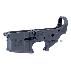 AR15 Stripped Lower Receiver - Milspec 7075-T6
