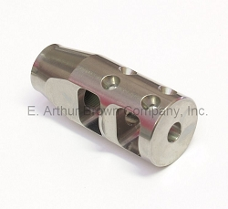 JP AR223 Tactical Brake Un-installed - Stainless .750