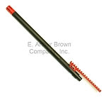 Ruger 10/22 Rigid Core Tension Barrel w/Cantilever Rail Black/Red