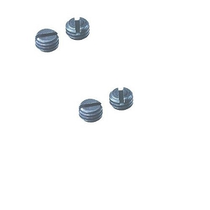 Front Sight Hole Plug Screws for TC Encore/ProHunter ML (4) Stainless