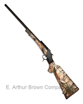 Standard Model 97D Rifle 24'', Blue Steel and Black Anodize, Camo Stock, 6.5mm BRM (Only 1 Available)