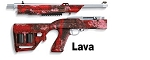 ADTAC Take-Down 10/22 Rifle Stock by TacStar-Lava-Closeout!