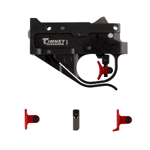 Timney 1022CE Calvin Elite Trigger Kit fits Ruger 1022 Black