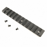 GunTec Long Sectional Rail for Free Floating AR15 Handguard