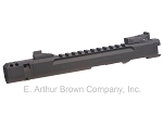 LLV Competition Pistol Upper, Black, 4.5 inches, Compensator, Target Sights [VC2LLV-B-4-C-TS]