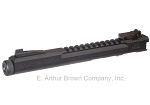 Volquartsen Mk II, III LLV Competition Pistol Upper w/ Target Sights- Black -FFL Required