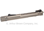 Volquartsen MK II,III LLV Competition Pistol Upper, Silver, 6 inches, Compensator, Target Sights [VC2LLV-S-6-C-TS]